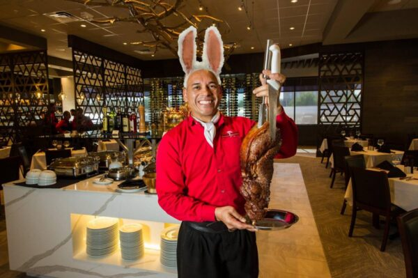Enjoy Lunch Or Dinner At Terra Gaucha This Easter
