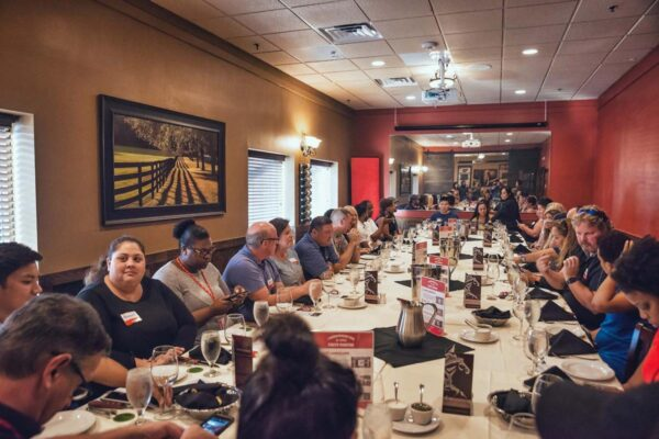 Graduation, Work, And Special Occasion Group Dining At Terra Gaucha Brazilian Steakhouse