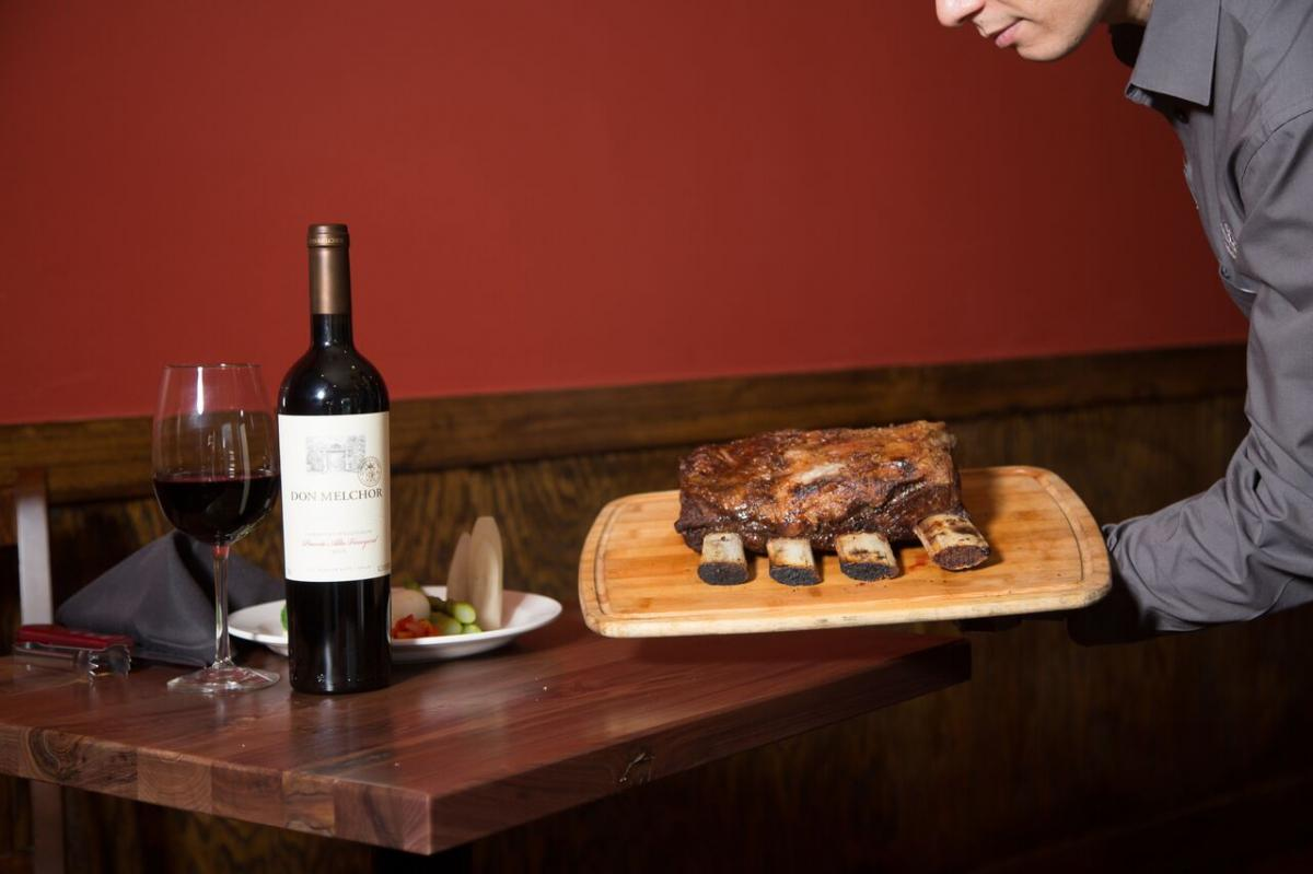 Reserve Your Spot For Father's Day Dinner At Terra Gaucha